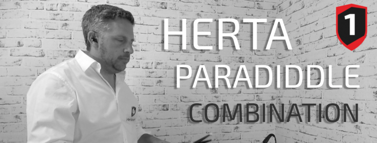 Snippet - Herta-Paradiddle-Combination