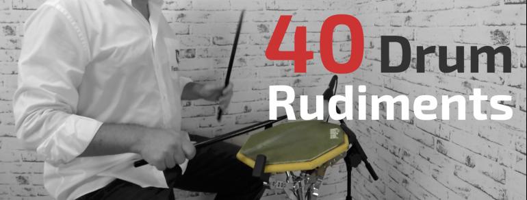 40 Rudiments | Percussive Arts Society