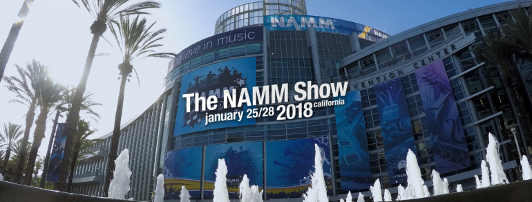 NAMM with Faster Hands!